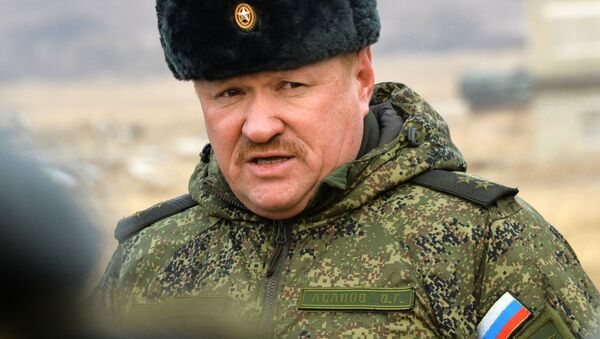 Il generale Valery Asapov - Sputnik Italia