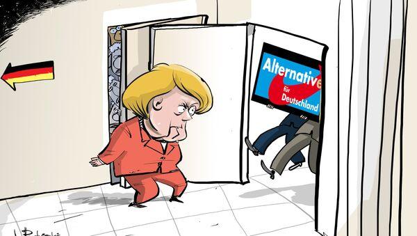 Elezioni parlamentari in Germania - Sputnik Italia