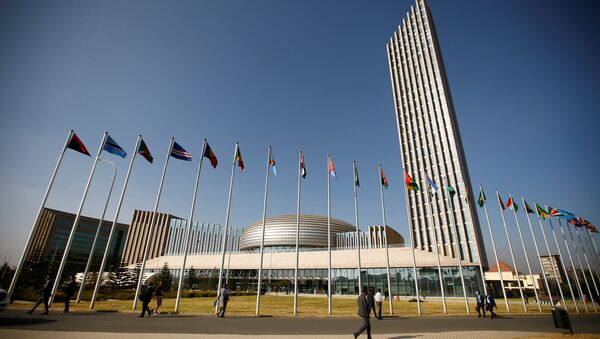 Addis Abeba, la capitale dell'Etiopia - Sputnik Italia