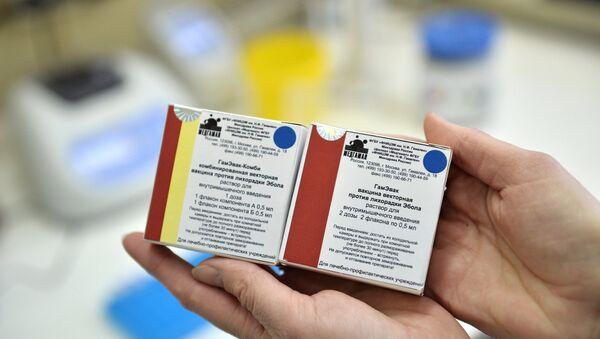 Ebola, il vaccino - Sputnik Italia