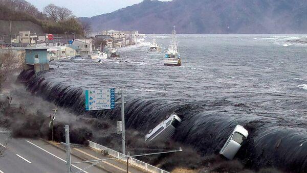 Tsunami, Giappone, 2011 - Sputnik Italia