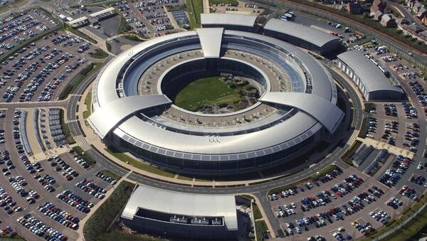 GCHQ Building at Cheltenham, Gloucestershire is on of the intelligence agencies using old laws to spy on people. - Sputnik Italia