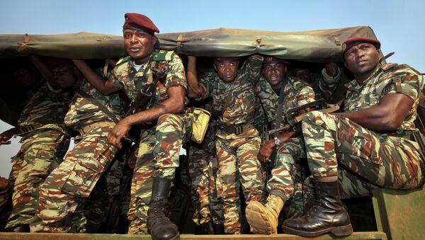 Soldati di Camerun - Sputnik Italia