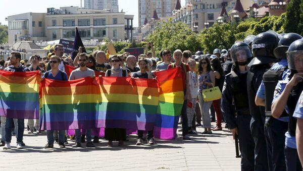 Gay pride a Kiev - Sputnik Italia