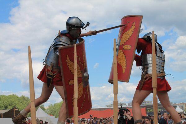 Combattimento dei legionari. - Sputnik Italia