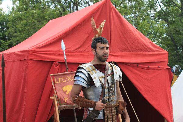 Accampamento dei legionari. - Sputnik Italia