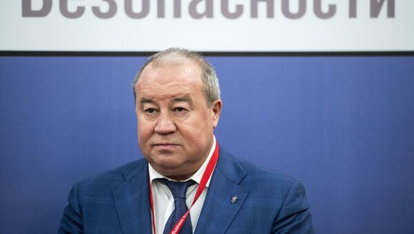 Andrei Novikov, Head of the CIS Anti-Terrorist Center. File photo - Sputnik Italia