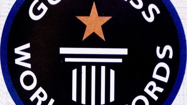 Guinness World Records logo - Sputnik Italia