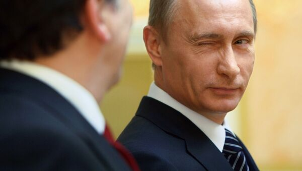 Władimir Putin - Sputnik Italia