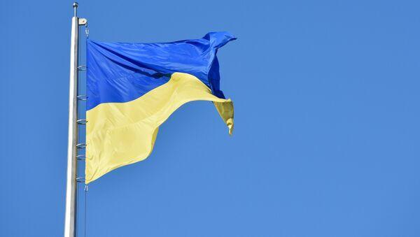 La bandiera ucraina - Sputnik Italia
