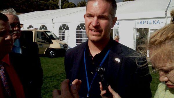 Head of the Norwegian delegation Hendrik Weber - Sputnik Italia