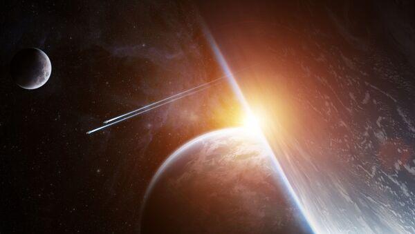 Две планеты в космосе - Sputnik Italia