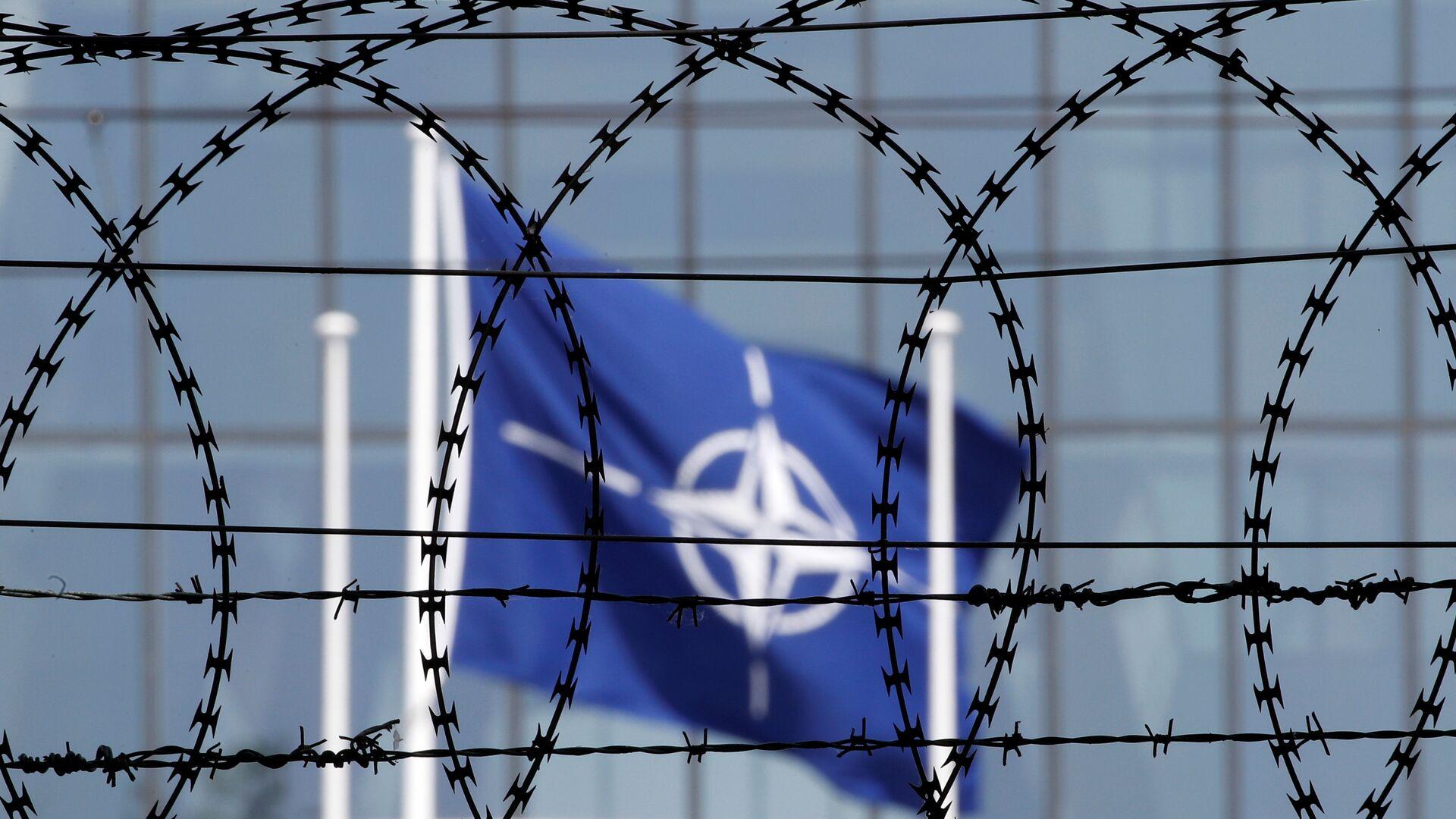 La bandiera NATO - Sputnik Italia, 1920, 18.09.2021