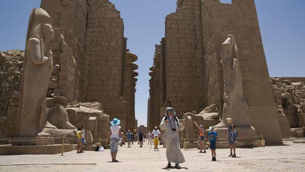 Il tempio di Karnak in Egitto - Sputnik Italia