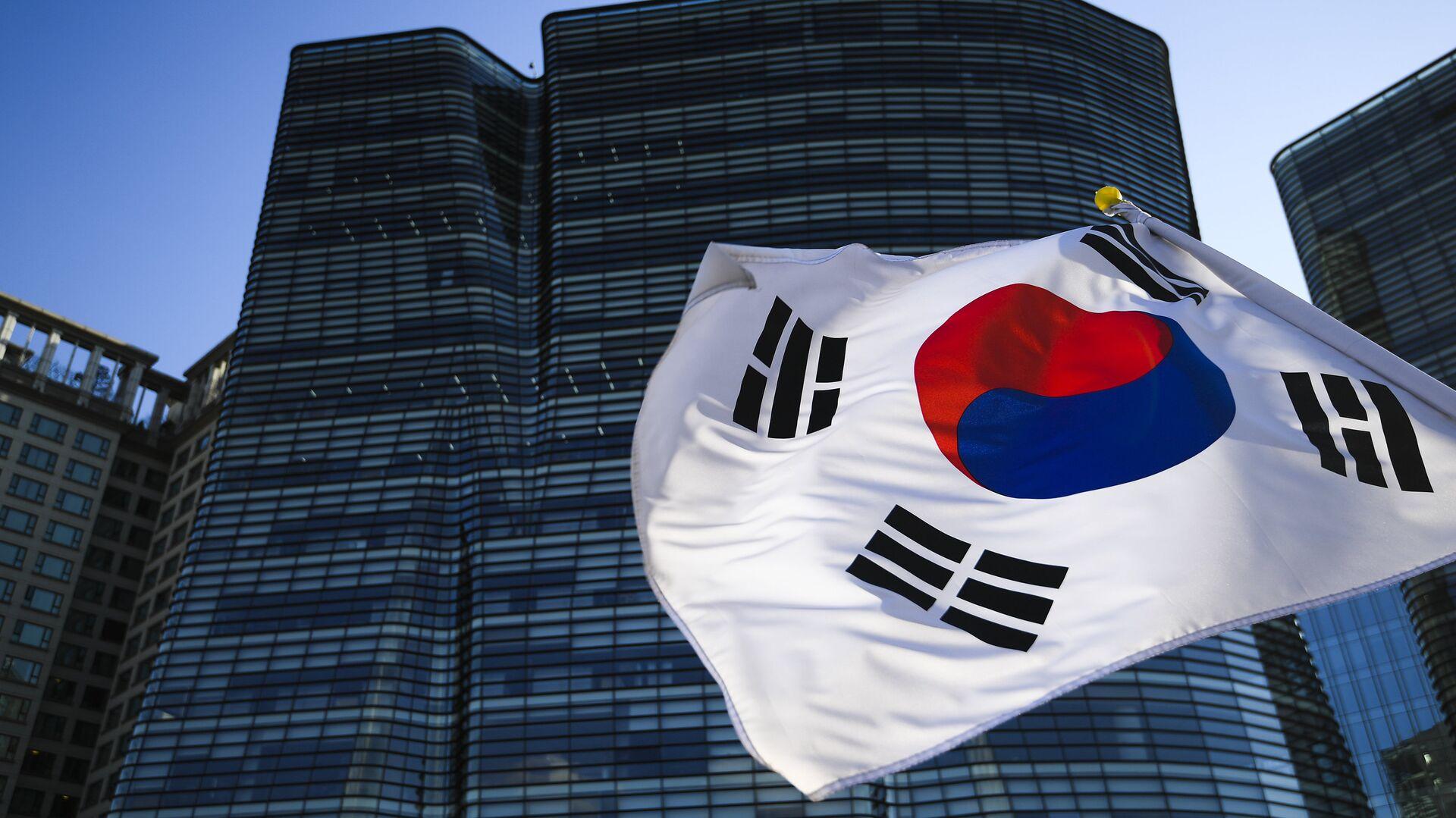 La bandiera della Corea del Sud - Sputnik Italia, 1920, 16.09.2021
