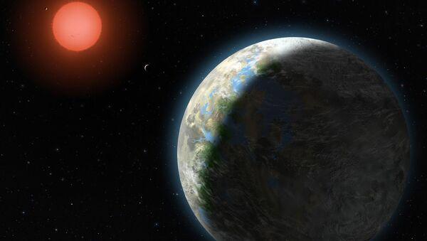 Rappresentazione di un pianeta extrasolare - Sputnik Italia
