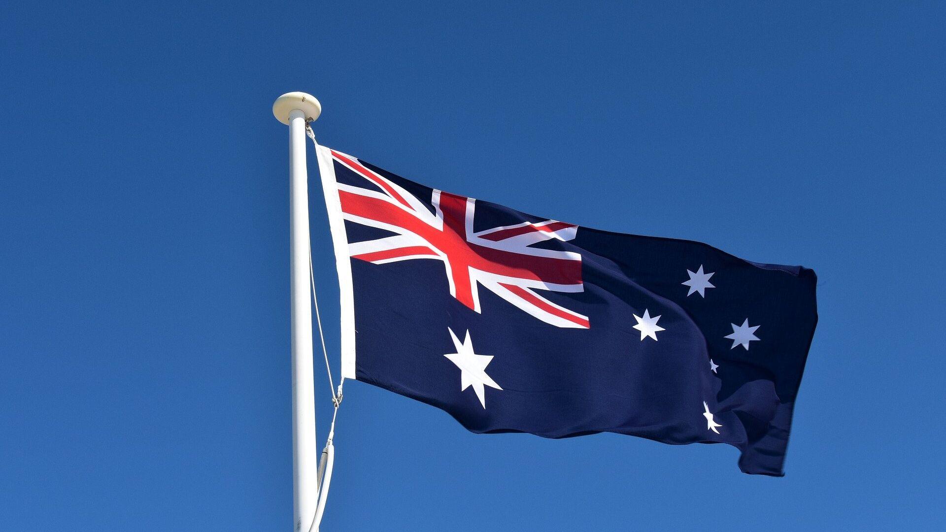 Bandiera dell'Australia - Sputnik Italia, 1920, 29.03.2021