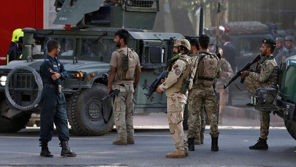Forze di sicurezza afgane - Sputnik Italia