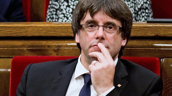 Carles Puigdemont - Sputnik Italia