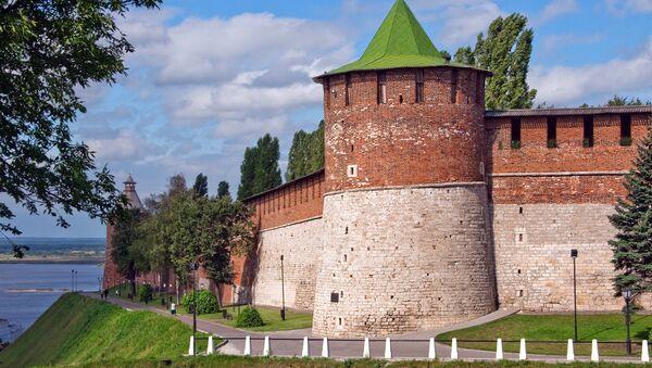 Koromyslovo Tower in the Nizhny Novgorod Kremlin - Sputnik Italia