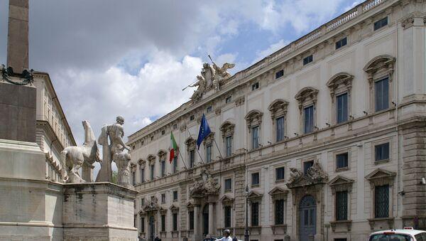 Palazzo del Quirinale, Roma - Sputnik Italia