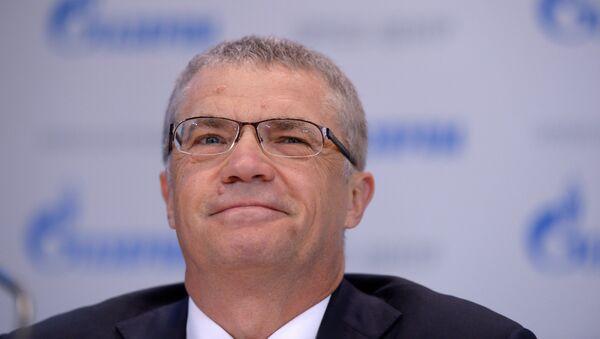 Alexander Medvedev, Gazprom - Sputnik Italia
