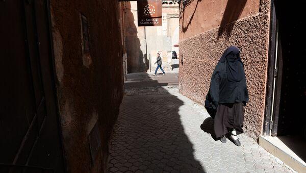 Donna araba, Marocco - Sputnik Italia