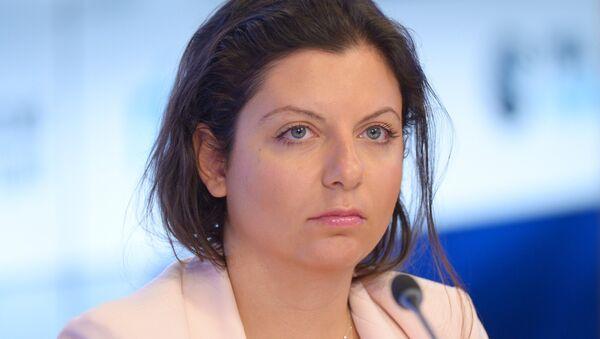 Margherita Simonyan - Sputnik Italia