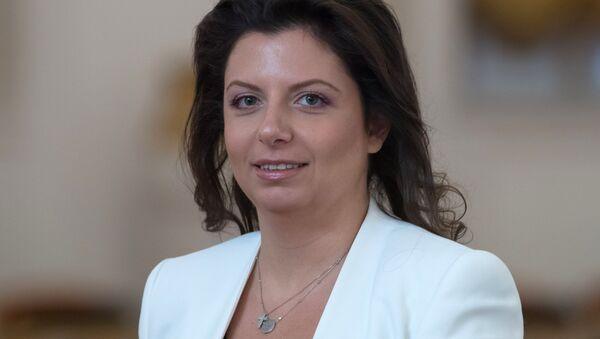 Margarita Simonyan, caporedattore di Sputnik - Sputnik Italia