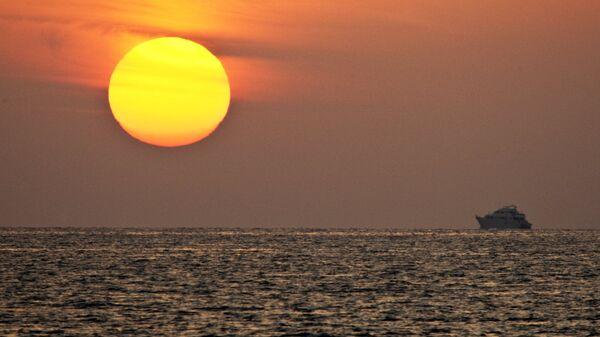 Il Mar Rosso, Egitto - Sputnik Italia