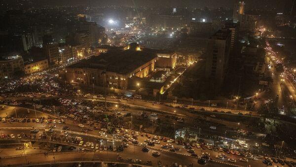 Cairo di notte, Egitto - Sputnik Italia