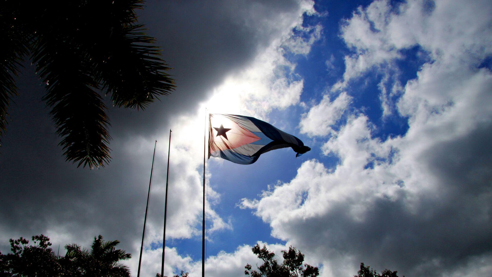 La bandiera cubana - Sputnik Italia, 1920, 13.08.2021
