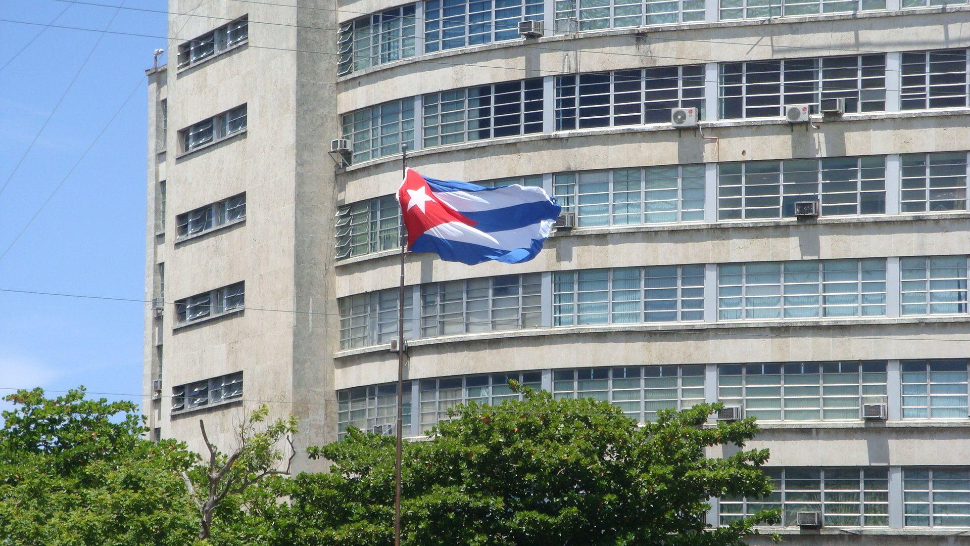 La bandiera cubana - Sputnik Italia, 1920, 12.07.2021