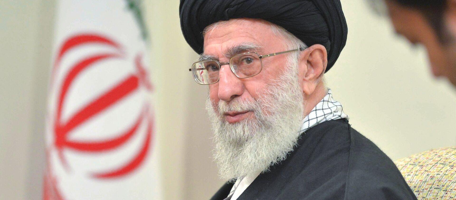 L'Ayatollah Khamenei - Sputnik Italia, 1920, 22.05.2020