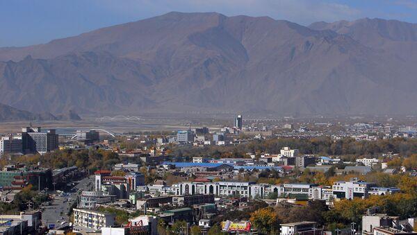 Lhasa la capitale del Tibet. (File) - Sputnik Italia