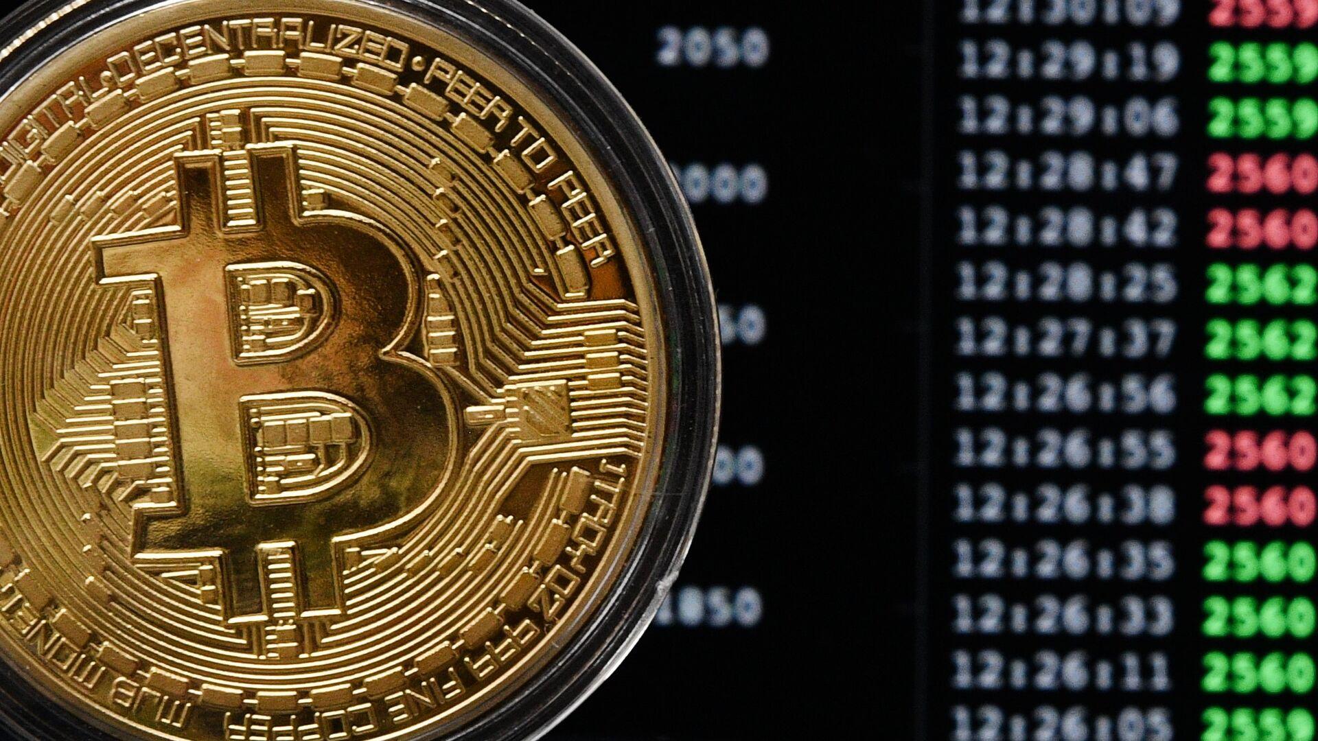 Bitcoin - Sputnik Italia, 1920, 20.08.2021