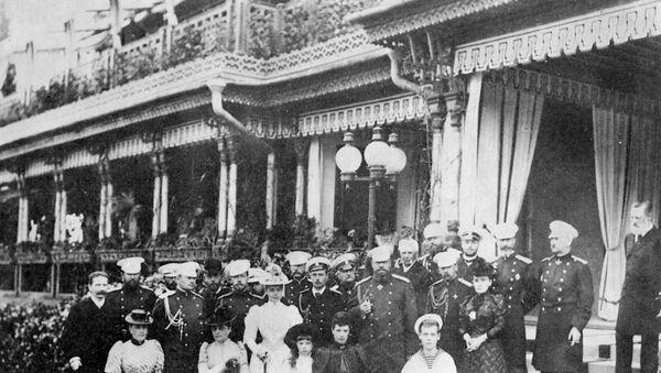 Members of imperial family Romanov - Sputnik Italia