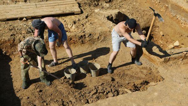 Археологические раскопки - Sputnik Italia