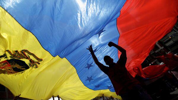 La bandiera del Venezuela - Sputnik Italia
