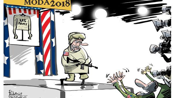 Nell'esercito americano d'ora in poi potranno servire persone con insufficienze psichiche. - Sputnik Italia
