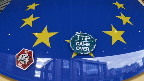 European Commission headquarters - Sputnik Italia