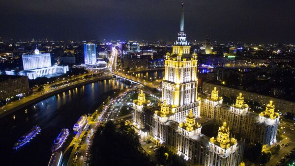 L'hotel Radisson Royal Moscow - Ucraina - Sputnik Italia