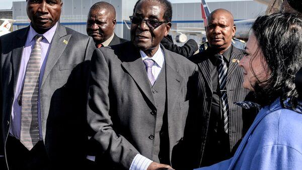 Robert Mugabe - Sputnik Italia