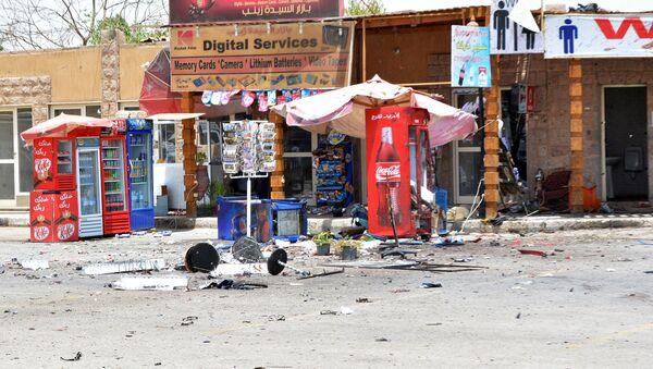 Dopo l'attentato a Luxor, Egitto - Sputnik Italia
