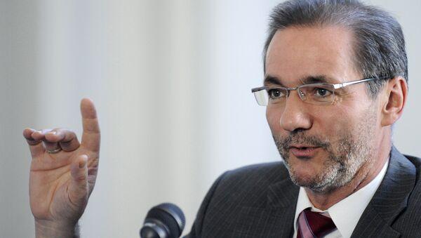 Matthias Platzeck (SPD), Brandenburgs Ministerpräsident bis 2013 - Sputnik Italia