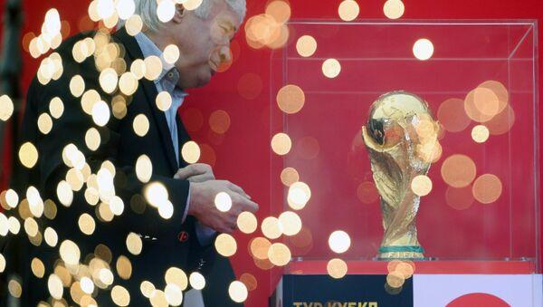 Coppa del Mondo - Sputnik Italia