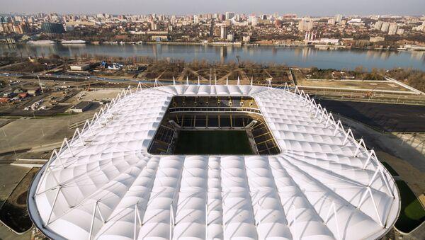 Veduta del nuovo stadio di Rostov sul Don - Sputnik Italia