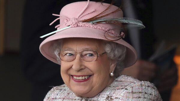 La regina Elisabetta - Sputnik Italia