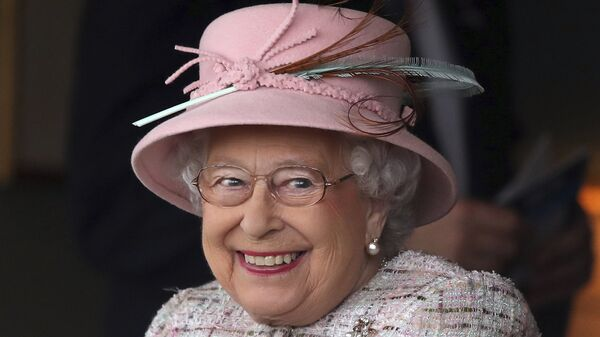 La regina del Regno Unito Elisabetta II - Sputnik Italia
