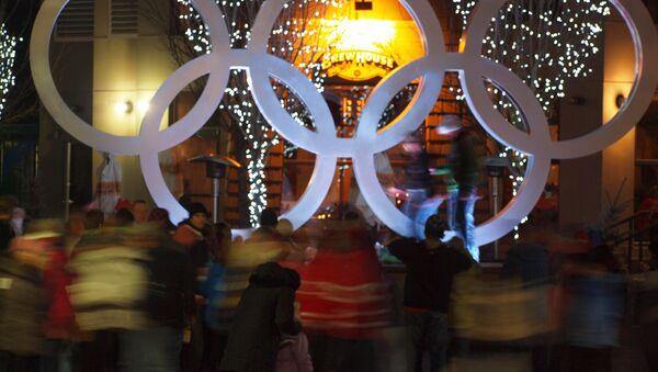 Logo di Olimpiadi - Sputnik Italia